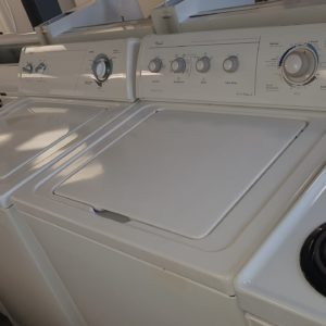 DOMESTIC WASHER & DRYER