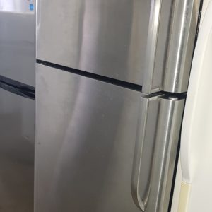 Stainless Fridge 28″x66″